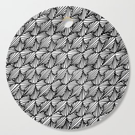 Zentangle Paradox Cutting Board