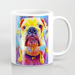 Bulldog 5 Coffee Mug