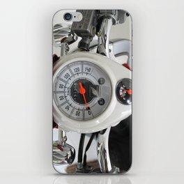 indicator speed 3 iPhone Skin