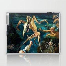 The horror! Laptop & iPad Skin