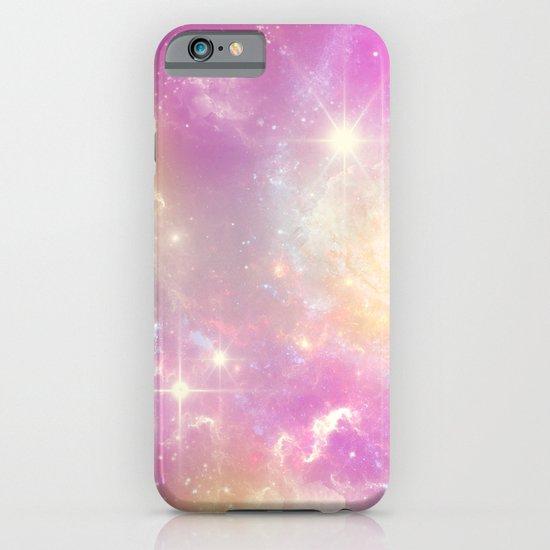 Pink Galaxy iPhone & iPod Case