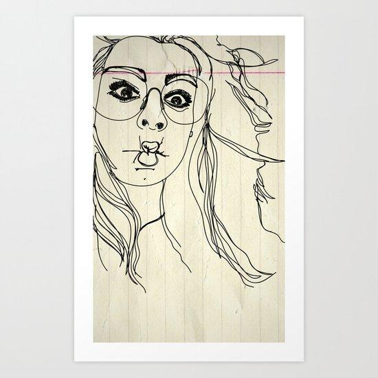 andme Art Print
