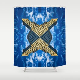 Smith Tower #1 Shower Curtain