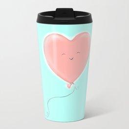 Happy Heart Travel Mug