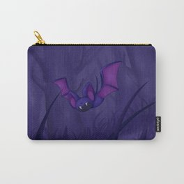 Zubat in the wood Carry-All Pouch