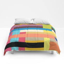 Color Rods 3 Comforters