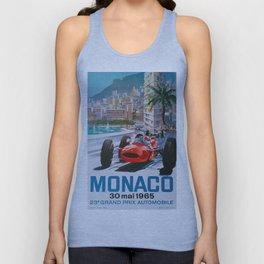 Monaco 1965 Unisex Tank Top