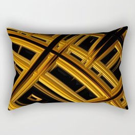 In the House of Coeus Rectangular Pillow