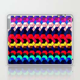 Spectrum Cubes / Pattern #7 Laptop & iPad Skin