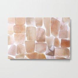 Sunstone Light Metal Print
