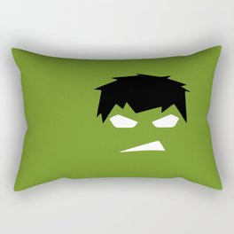The Hulk Superhero Rectangular Pillow