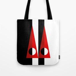 A GEOMETRICAL SUSPECT Tote Bag