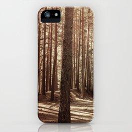 it's autumn iPhone Case