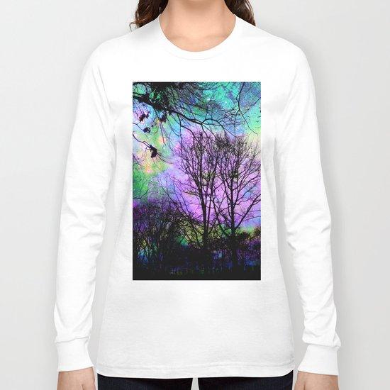 Magical Forest Long Sleeve T-shirt