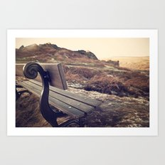 The Sitting Place Art Print