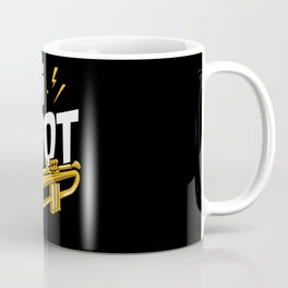 I Toot | Trumpets Coffee Mug