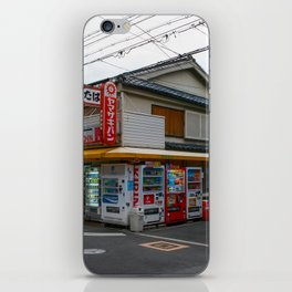 SHITENNOJI, OSAKA iPhone Skin