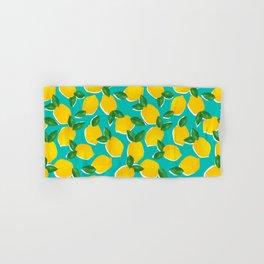 Lemons for daysss Hand & Bath Towel