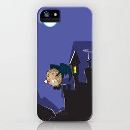 vampire hedgie iPhone Case