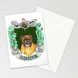 Dogwarts Slobberin Stationery Cards