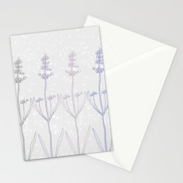 Lavender Row Stationery Cards