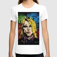 kurt cobain T-shirts featuring Nevermind Kurt  by brett66