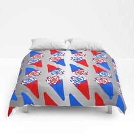 Festive Warheads Comforters
