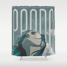 PRADA Shower Curtain