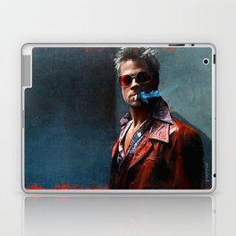 In Tyler Durden We Trust - Fight Laptop & iPad Skin
