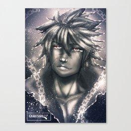 Shadow Blader Canvas Print