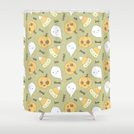 Trick Treat Boo I Shower Curtain
