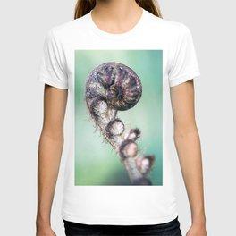 Koru - Fern Frond T-shirt