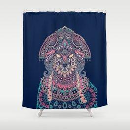 Queen of Solitude Shower Curtain