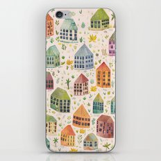 Cactus Town iPhone & iPod Skin