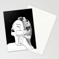 Cheers for tears Stationery Cards