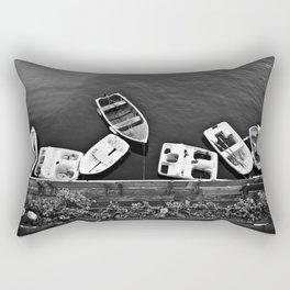 Boats & Coast Rectangular Pillow
