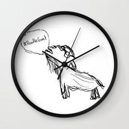 Tevin Wall Clock
