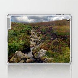 Wicklow Mountains, Republic of Ireland Laptop & iPad Skin