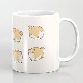 Chubby Roung Shibes Coffee Mug
