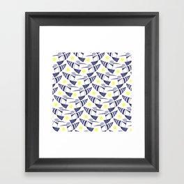high fly Framed Art Print