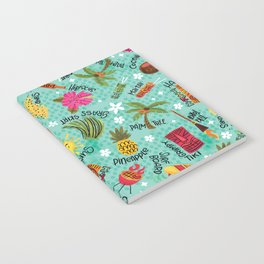 It's A Tiki Party! Notebook