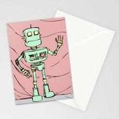 Robot Jones Stationery Cards