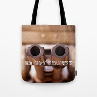 welcome Tote Bags featuring Welcome by digital2real