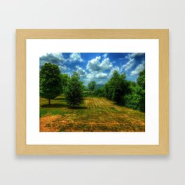 Kentucky View Framed Art Print