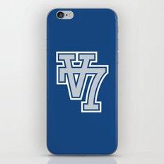 V7 iPhone & iPod Skin