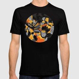 Pittsburgh Map T-shirt
