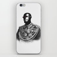 general iPhone & iPod Skins featuring General Electric by Jorge Lopez