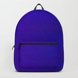 Ultra Violet to Indigo Blue Ombre Backpack
