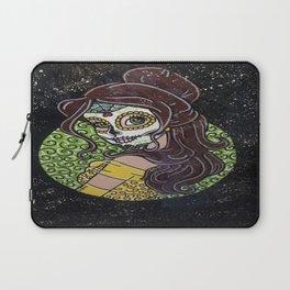 Sugar Skull Belle Laptop Sleeve