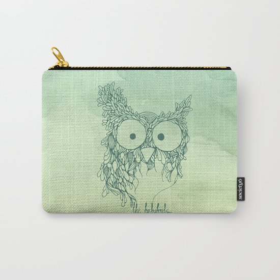 The Babybirds Owl 02 Carry-All Pouch